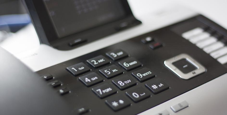 telefone corporativo