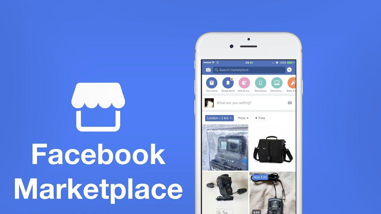 Facebook Marketplace Celular Usado