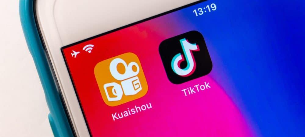 Saiba como ganhar dinheiro assistindo vídeos no TikTok e no Kwai