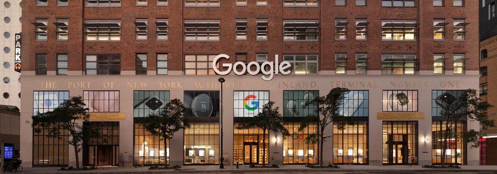 Conheça todos os detalhes da nova primeira loja física do Google